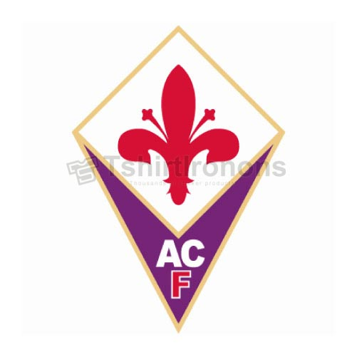 Fiorentina T-shirts Iron On Transfers N3364