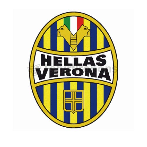 Hellas Verona T-shirts Iron On Transfers N3366