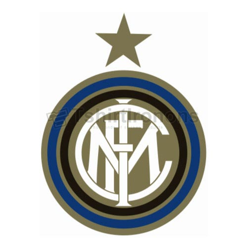 Internazionale Milan T-shirts Iron On Transfers N3367
