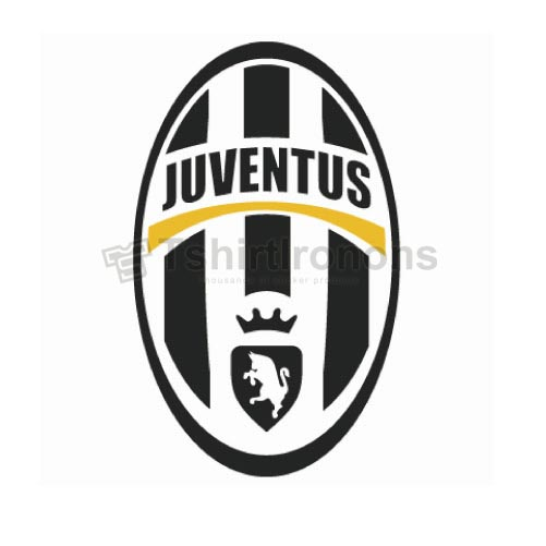 Juventus T-shirts Iron On Transfers N3368