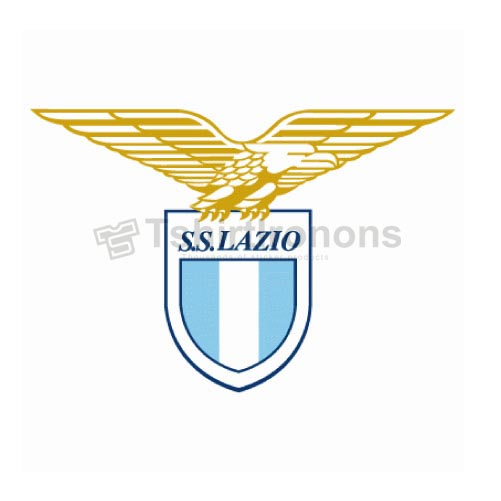 Lazio T-shirts Iron On Transfers N3369