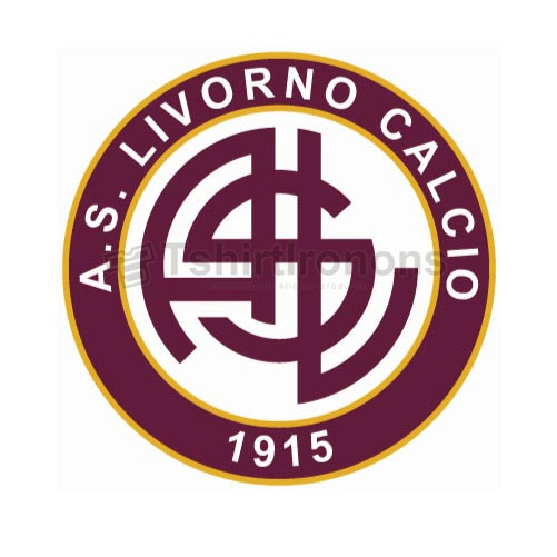 Livorno T-shirts Iron On Transfers N3371