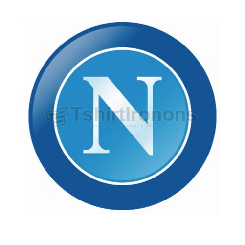 Napoli T-shirts Iron On Transfers N3372