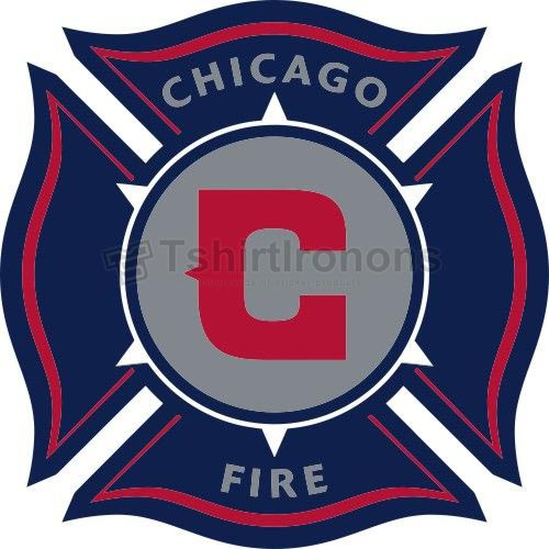 Chicago Fire T-shirts Iron On Transfers N3380