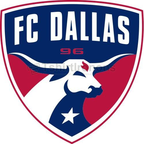 F.C. Dallas T-shirts Iron On Transfers N3385