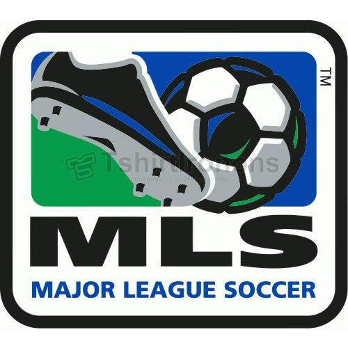 Major League Soccer T-shirts Iron On Transfers N3388
