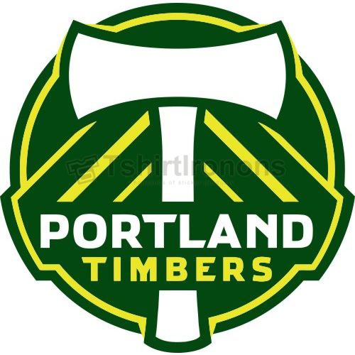Portland Timbers T-shirts Iron On Transfers N3393