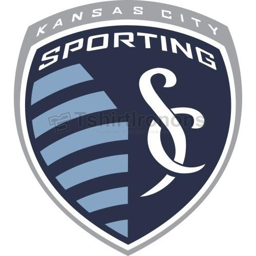 Sporting Kansas City T-shirts Iron On Transfers N3397