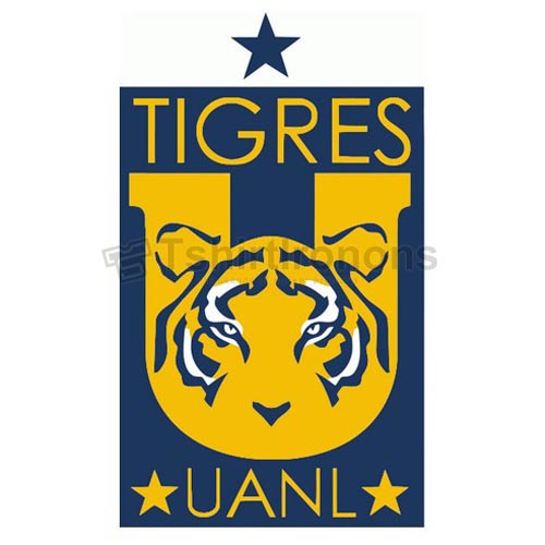 Tigres UANL T-shirts Iron On Transfers N3409