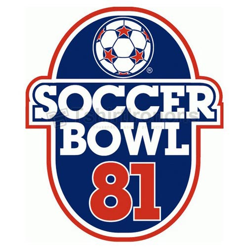 Soccer Bowl T-shirts Iron On Transfers N3413