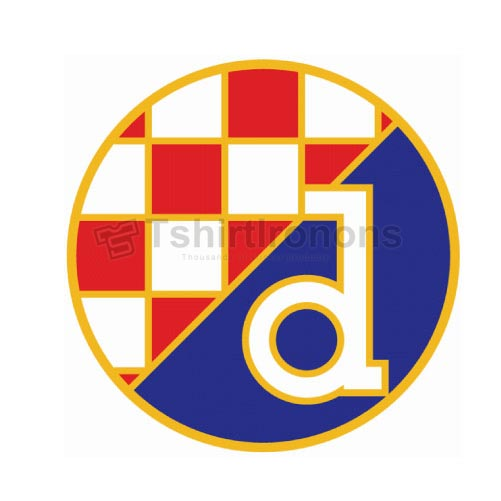 GNK Dinamo Zagreb T-shirts Iron On Transfers N3414