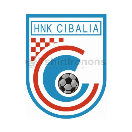 HNK Cibalia T-shirts Iron On Transfers N3415