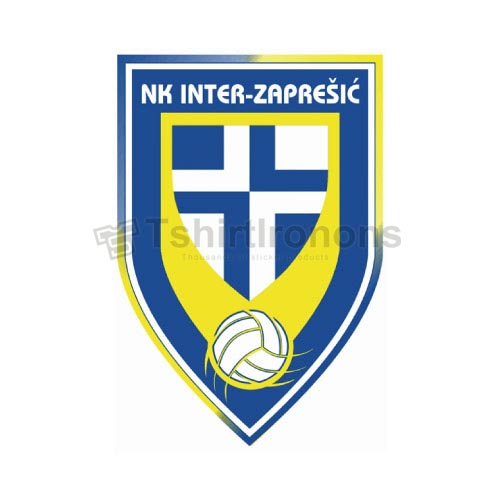 NK Inter Zapresic T-shirts Iron On Transfers N3418