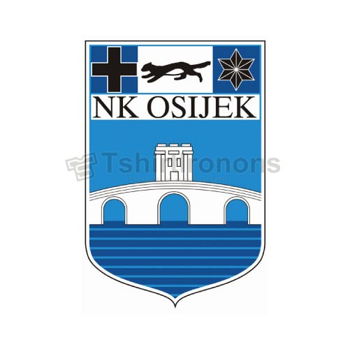 NK Osijek T-shirts Iron On Transfers N3421