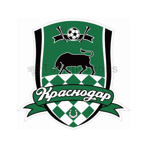 Krasnodar T-shirts Iron On Transfers N3432