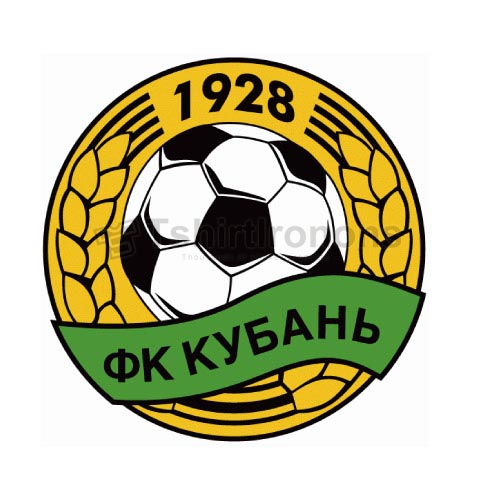Kuban Krasnodar T-shirts Iron On Transfers N3434
