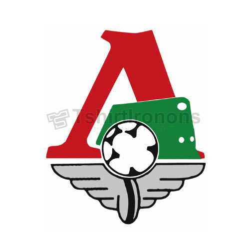 Lokomotiv Moscow T-shirts Iron On Transfers N3435