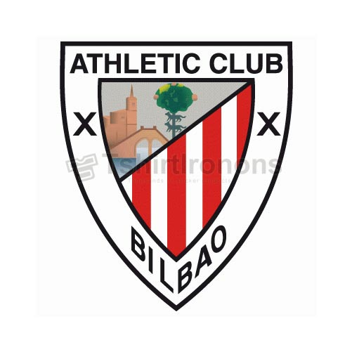 Athletic Bilbao T-shirts Iron On Transfers N3444