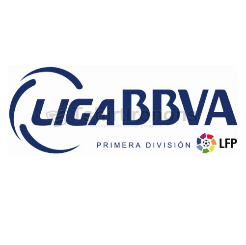La Liga Primera Division T-shirts Iron On Transfers N3451