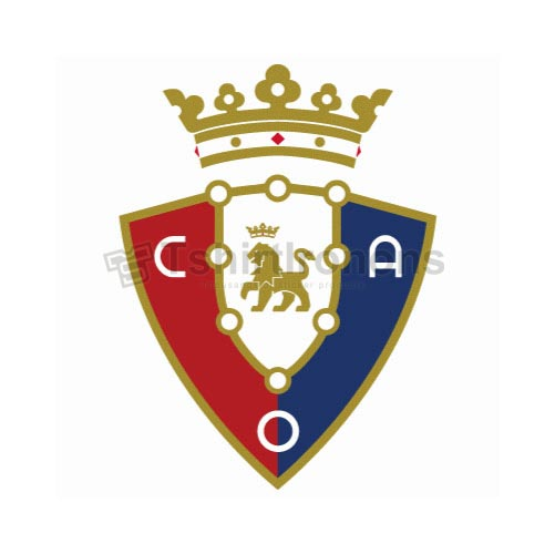 Osasuna T-shirts Iron On Transfers N3454