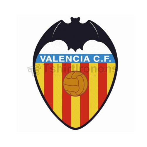 Valencia CF T-shirts Iron On Transfers N3464
