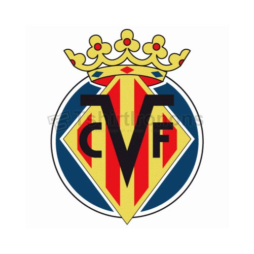 Villarreal T-shirts Iron On Transfers N3465