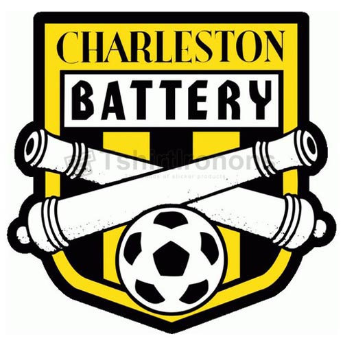Charleston Battery T-shirts Iron On Transfers N3486