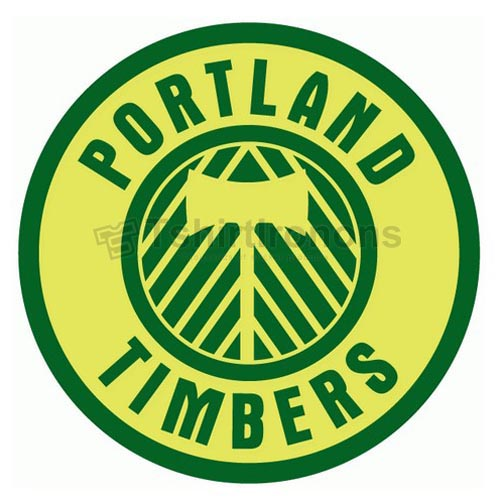Portland Timbers T-shirts Iron On Transfers N3490