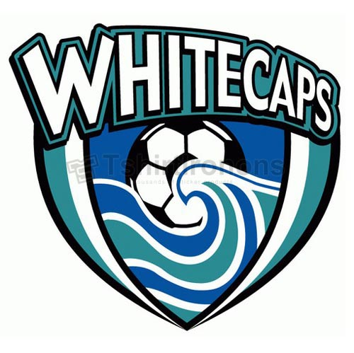 Vancouver Whitecaps T-shirts Iron On Transfers N3495