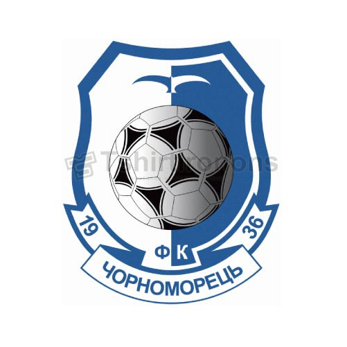 Chornomorets Odesa T-shirts Iron On Transfers N3467