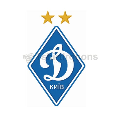 Dynamo Kyiv T-shirts Iron On Transfers N3469