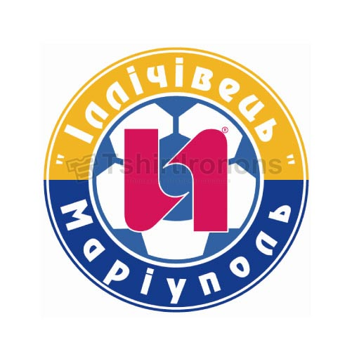 Illichivets Mariupol T-shirts Iron On Transfers N3471