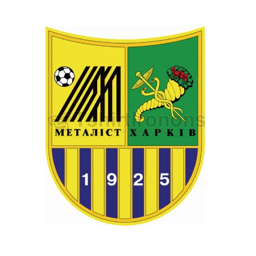 Metalist Kharkiv T-shirts Iron On Transfers N3474