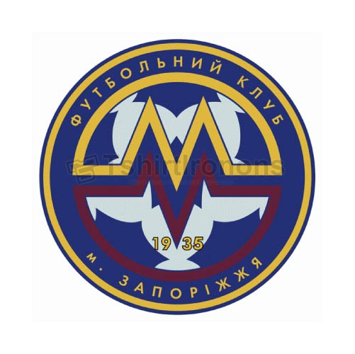 Metalurh Zaporizhya T-shirts Iron On Transfers N3476