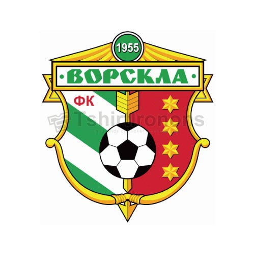 Vorskla Poltava T-shirts Iron On Transfers N3481