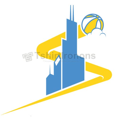 Chicago Sky T-shirts Iron On Transfers N5665