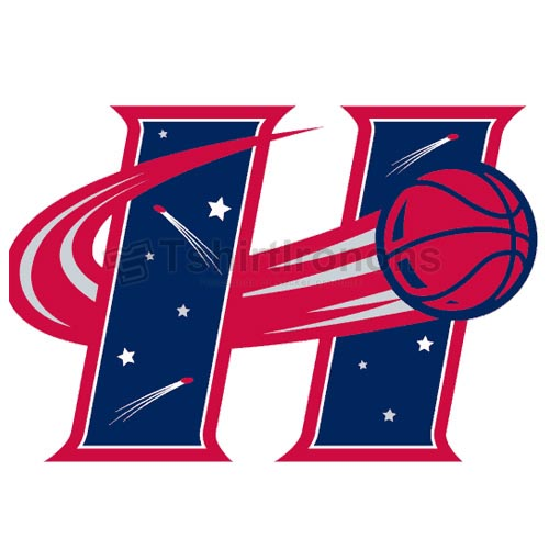 Houston Comets T-shirts Iron On Transfers N5674