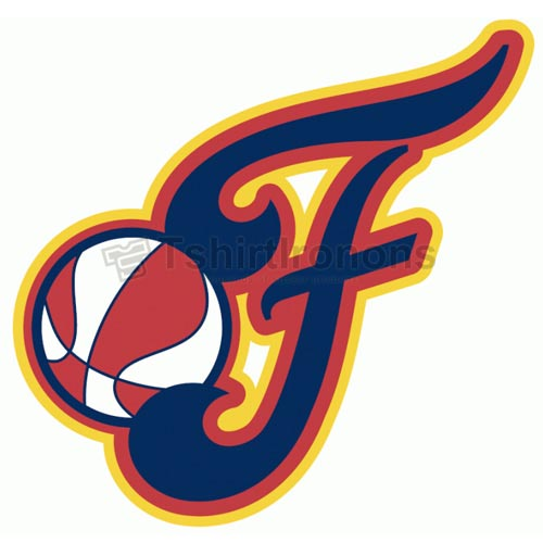Indiana Fever T-shirts Iron On Transfers N5676