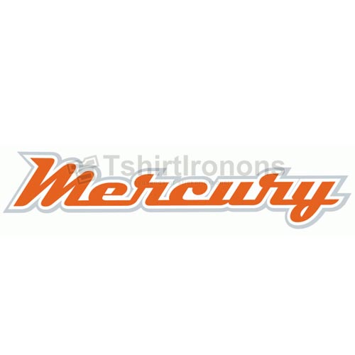 Phoenix Mercury T-shirts Iron On Transfers N5689