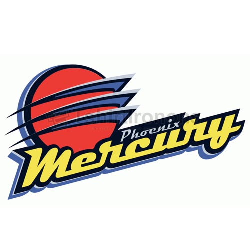 Phoenix Mercury T-shirts Iron On Transfers N5691