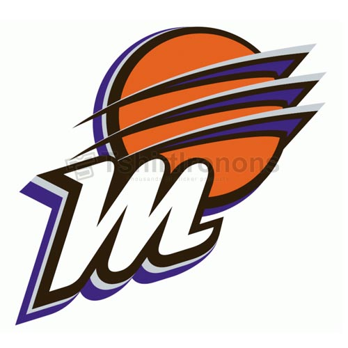 Phoenix Mercury T-shirts Iron On Transfers N5692