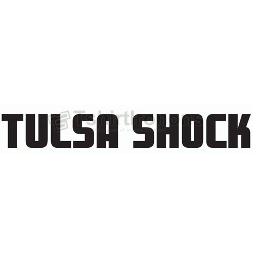 Tulsa Shock T-shirts Iron On Transfers N5700