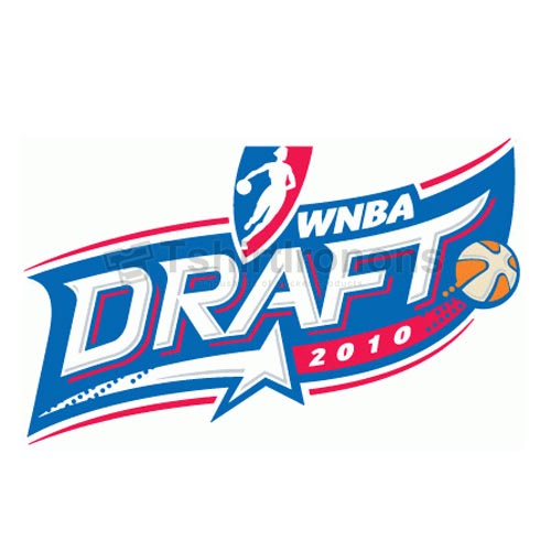 WNBA Draft T-shirts Iron On Transfers N5715