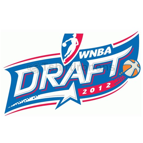 WNBA Draft T-shirts Iron On Transfers N5717