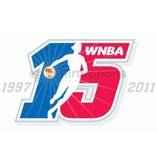 WNBA T-shirts Iron On Transfers N5718