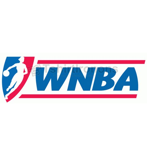 WNBA T-shirts Iron On Transfers N5720