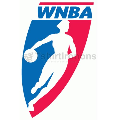 WNBA T-shirts Iron On Transfers N5721
