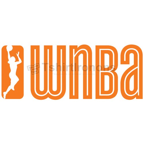 WNBA T-shirts Iron On Transfers N5722