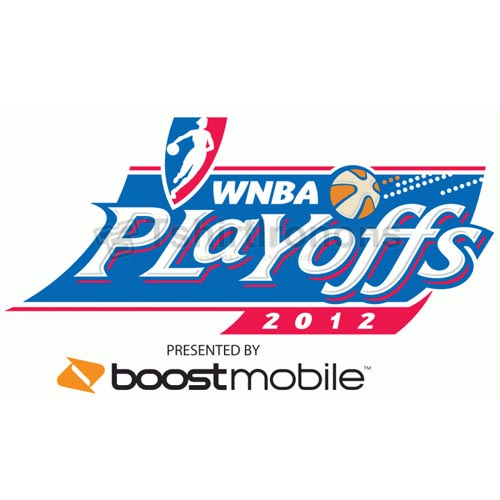 WNBA Playoffs T-shirts Iron On Transfers N5723