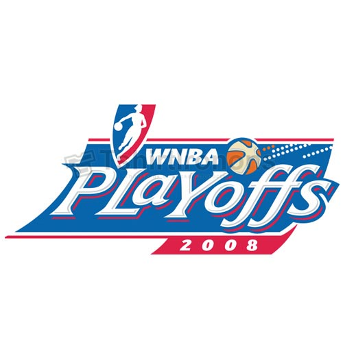 WNBA Playoffs T-shirts Iron On Transfers N5726